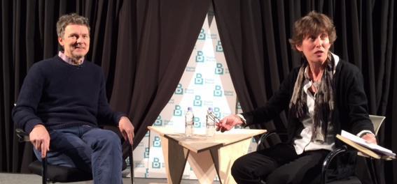 Michel Gondry et Bruno Delbonnel en masterclass à Dublin