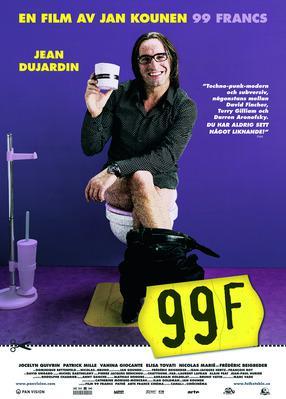 99 Francs - Affiche Suède