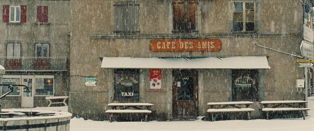 Rendez-vous avec le nouveau Cinéma français à Rome - 2013 - © Palmeraie et désert – France 2 Cinéma