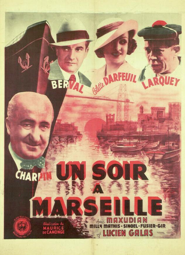 Un soir à Marseille
