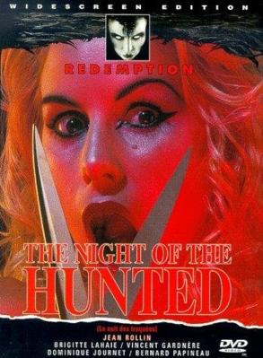 La Nuit des traquées - Jaquette DVD UK
