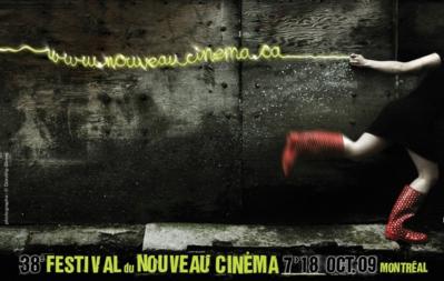 Festival du Nouveau Cinéma de Montréal (FNC) - 2009