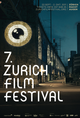 Festival Internacional de cine de Zurich  - 2011