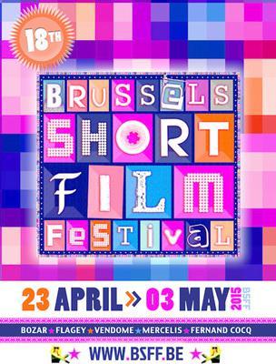 Festival Internacional del cortometraje de Bruselas - 2015