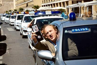 Taxi 4 / タクシー4