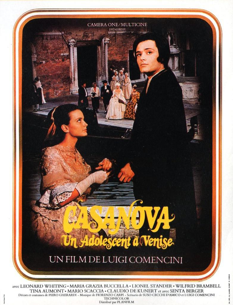 Infancia, vocación y primeras experiencias de Giacomo Casanova, veneciano