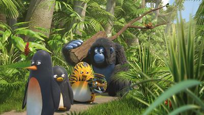 Les As de la Jungle - Opération banquise