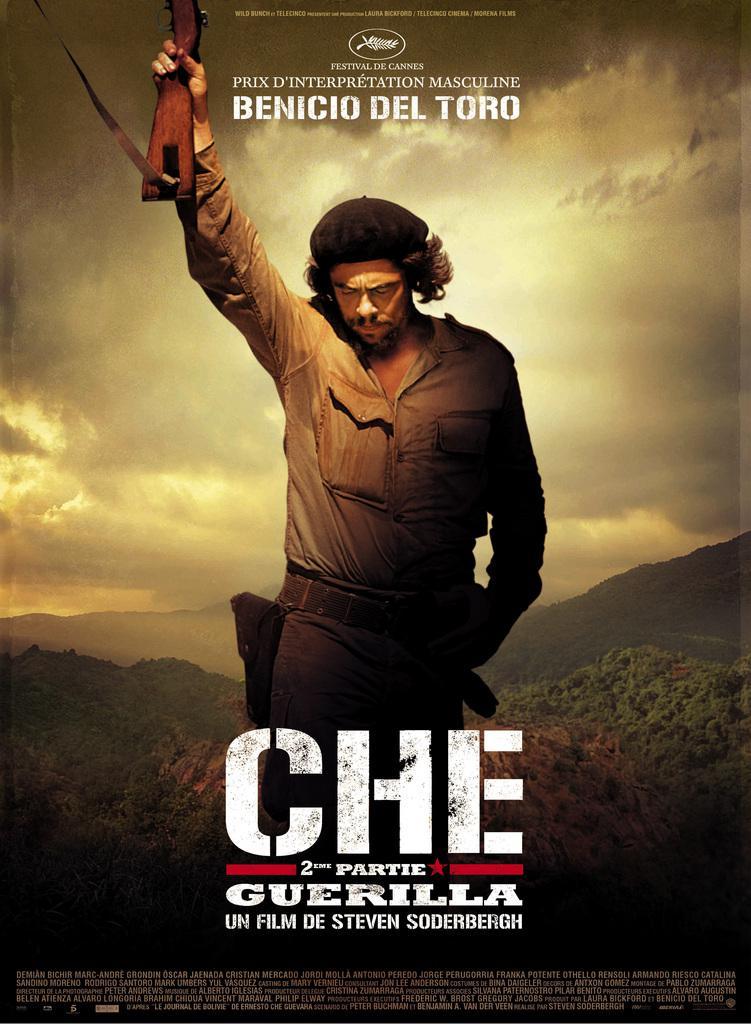 Steven Soderbergh - Poster - France