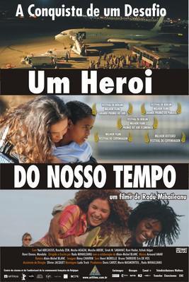 Va, vis et deviens / 約束の旅路 - Poster - Brésil