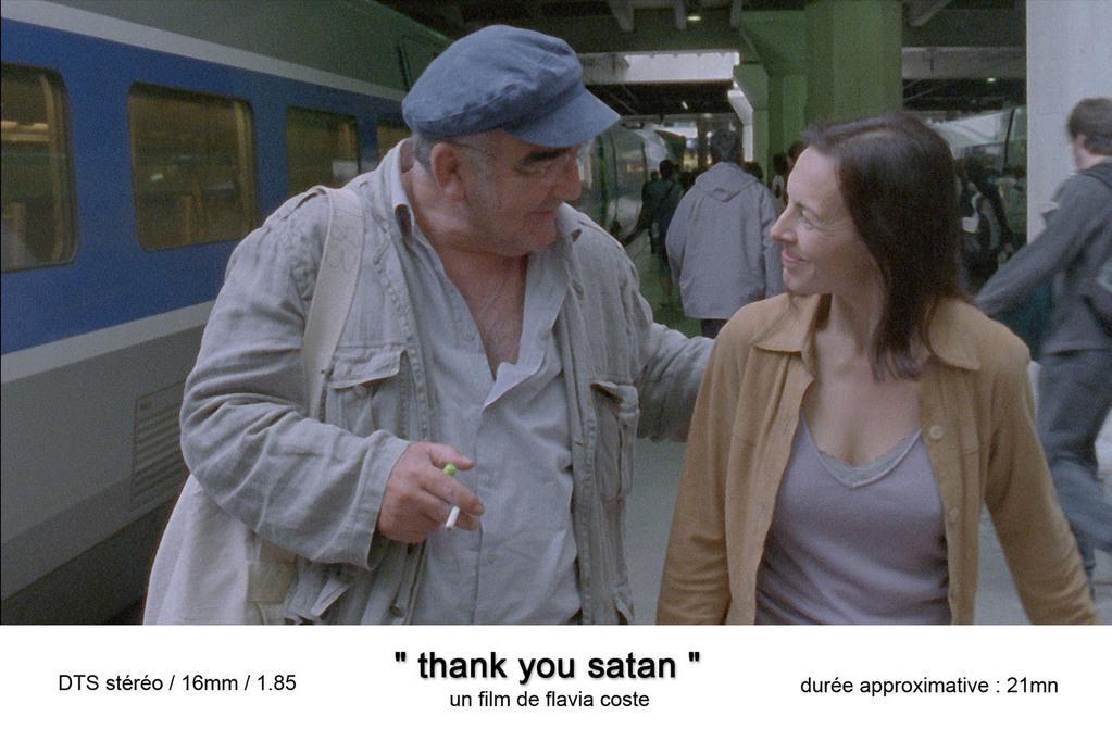 Thank You Satan