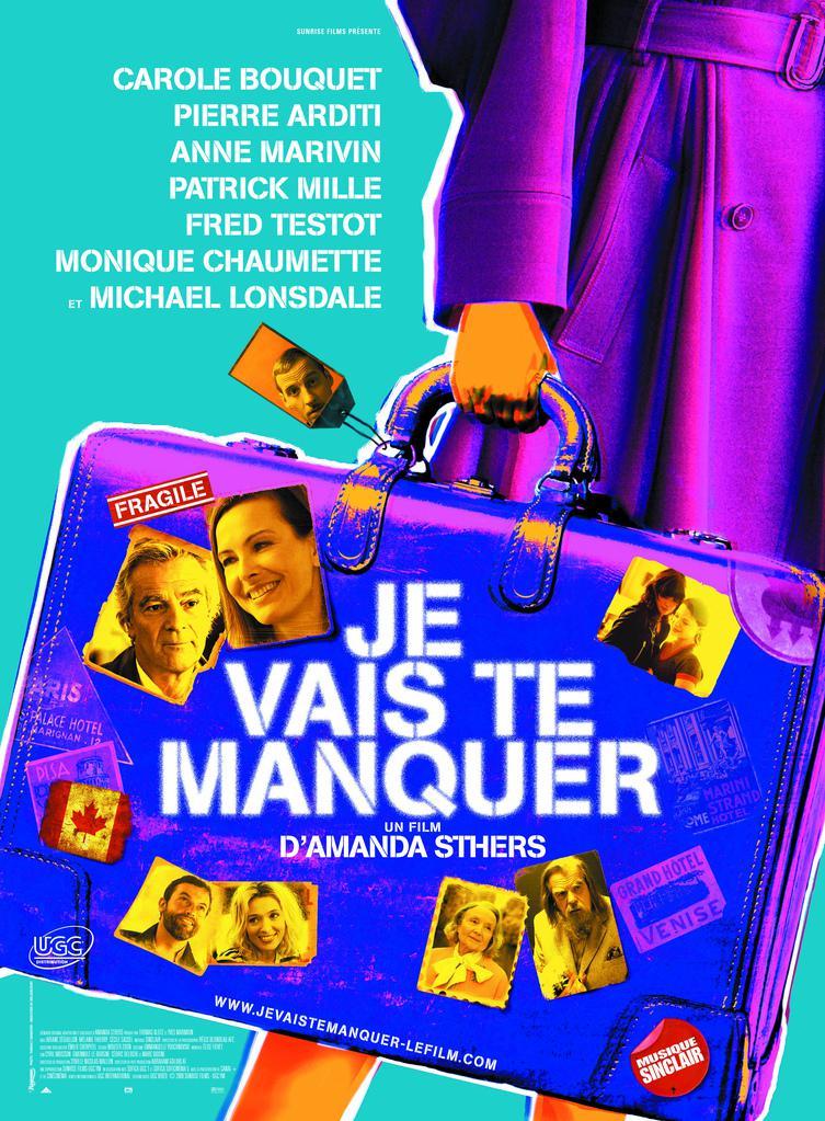 Amanda Sthers - Poster - France
