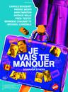 Je vais te manquer - Poster - France