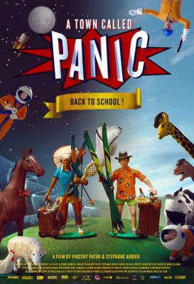 「パニック・イン・ザ・ヴィレッジの新学期」