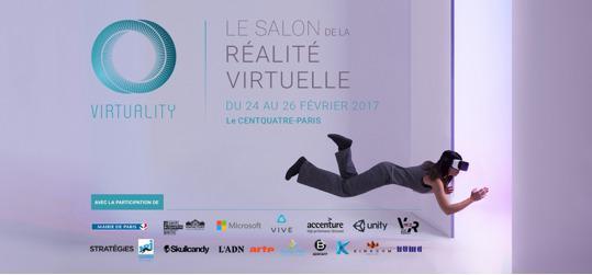 La VR française s'affiche à Paris