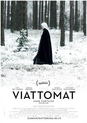Agnus Dei / The Innocents - Poster - Finland