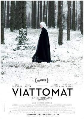 Las Inocentes - Poster - Finland