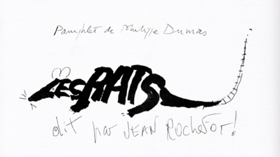 Séance gratuite : 'Les Rats', d'Emile Dumas, dit par Jean Rochefort