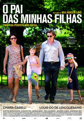 The Father of My Children - Affiche Portugal