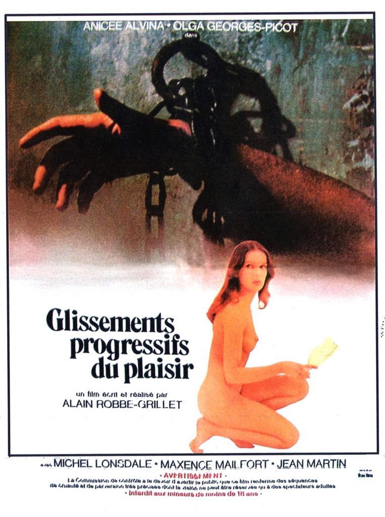 Anicee alvina successive slidings of pleasure 1973 - 2 part 2