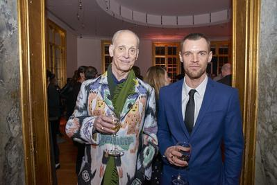 Record-breaking success for the 2018 edition of the Rendez-Vous with French Cinema in New York - Invité surprise à la soirée d'ouverture : John Waters - © @Jean-Baptiste Le Mercier/UniFrance