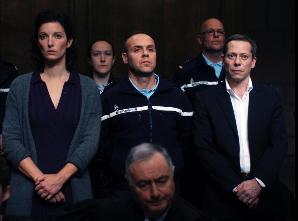Mathieu amalric unifrance films for Amalric la chambre bleue