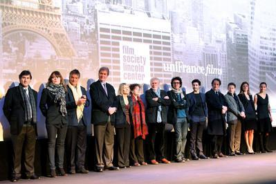 """Intouchables en ouverture des 17es RDV with french cinema à New York - """"RDV with French Cinema 2012"""" Opening Night - © Marion Curtis/Startraksphoto.com"""
