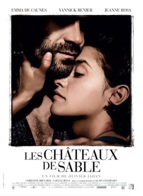 Les Châteaux de sable - Poster - FR