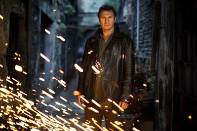 Liam Neeson - © Magali Bragard  2011 Europacorp – M6 Films – Grive Productions