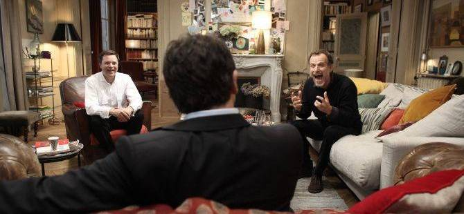 Top 20  films français à l'étranger - semaine du 06 au 12 juillet 2012