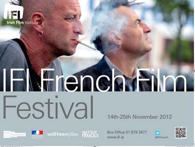 Festival de Cine Francés de Dublín - 2012