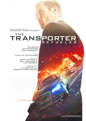 The Transporter Legacy - Poster - Germany
