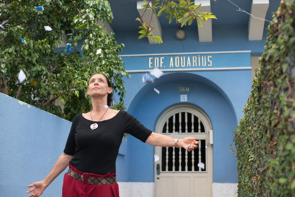Aquarius - Sonia Braga