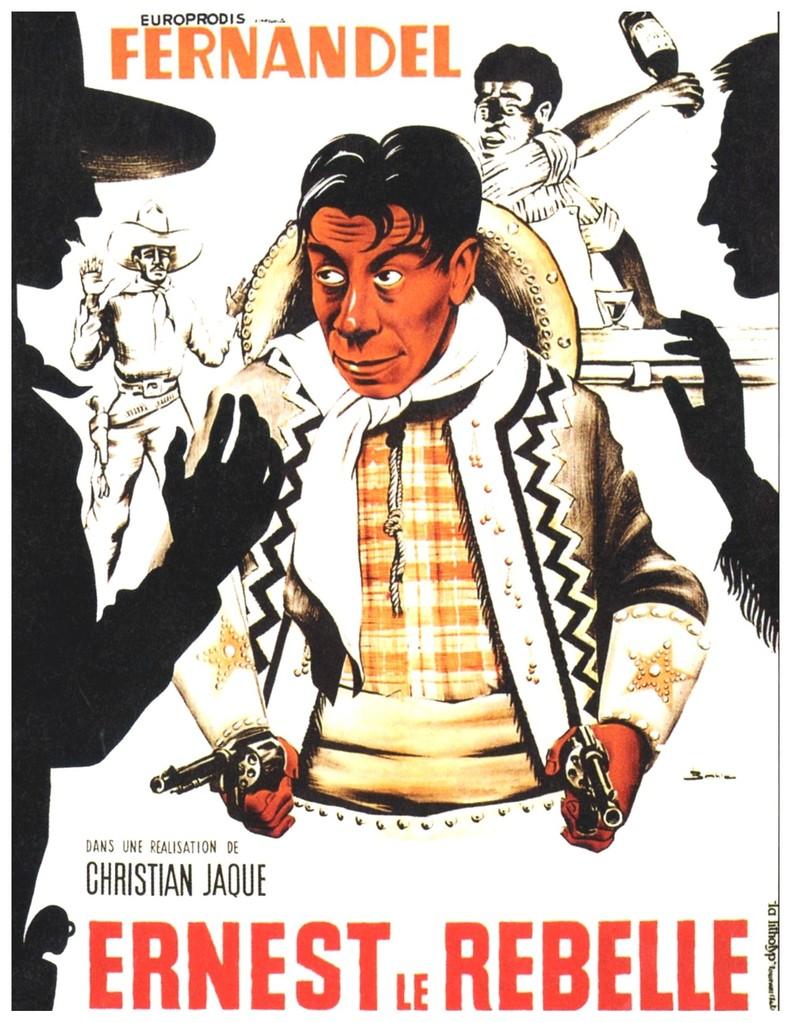 Ernest the Rebel