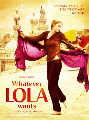 Whatever Lola Wants - Poster - France