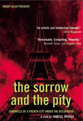 The Sorrow and the Pity - Jaquette DVD Etats-Unis