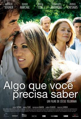 Blame It on Mum - Poster - Brazil