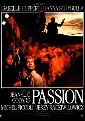Passion - Poster France