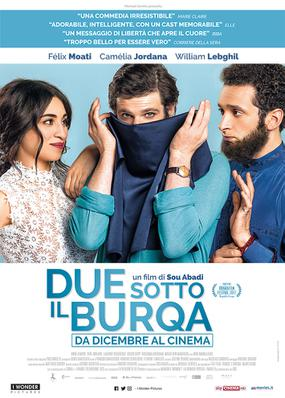 Some Like It Veiled - Poster - Italy