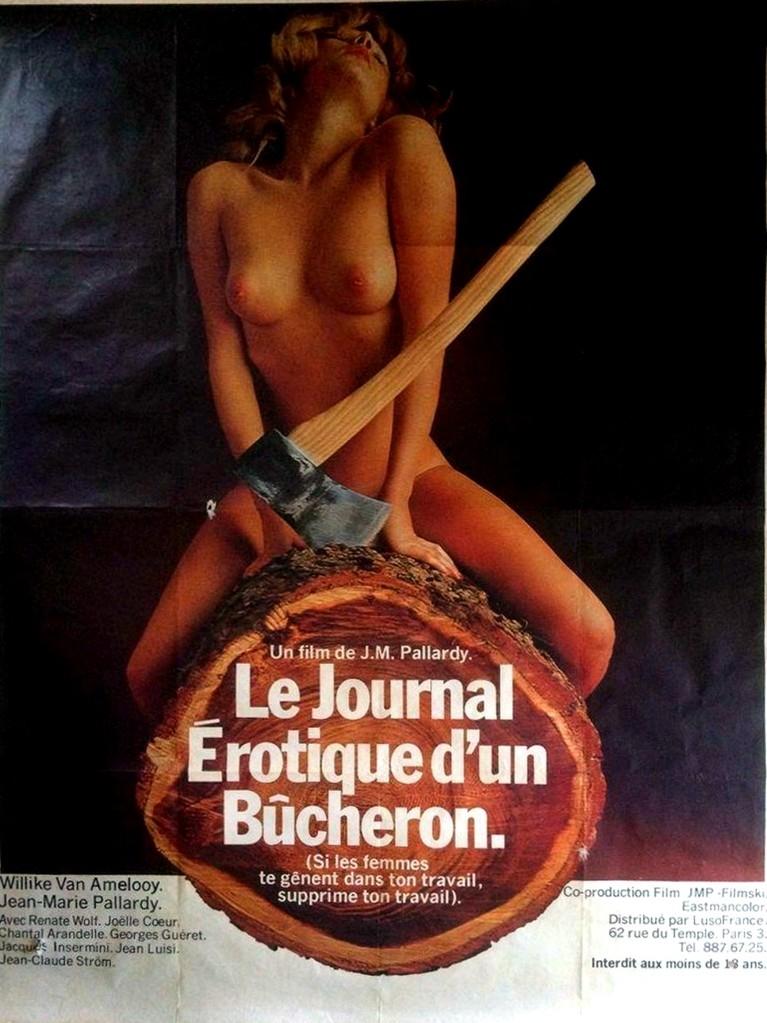 Le Journal érotique d'un bûcheron