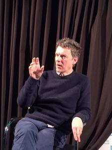 Michel Gondry and Bruno Delbonnel give masterclasses in Dublin
