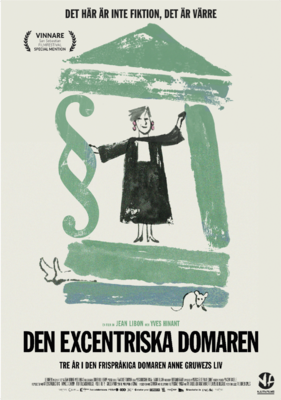 Ni juge, ni soumise - Poster - Sweden