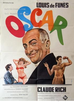 Oscar: una maleta, dos maletas, tres maletas - Affiche allemande