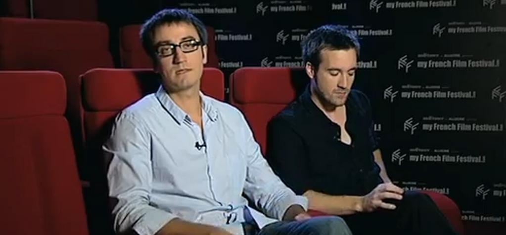 Interview Olivier Treiner / Grégoire Leprince Ringuet