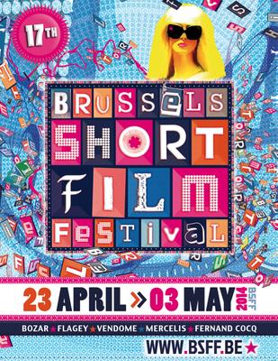 Festival Internacional del cortometraje de Bruselas - 2014