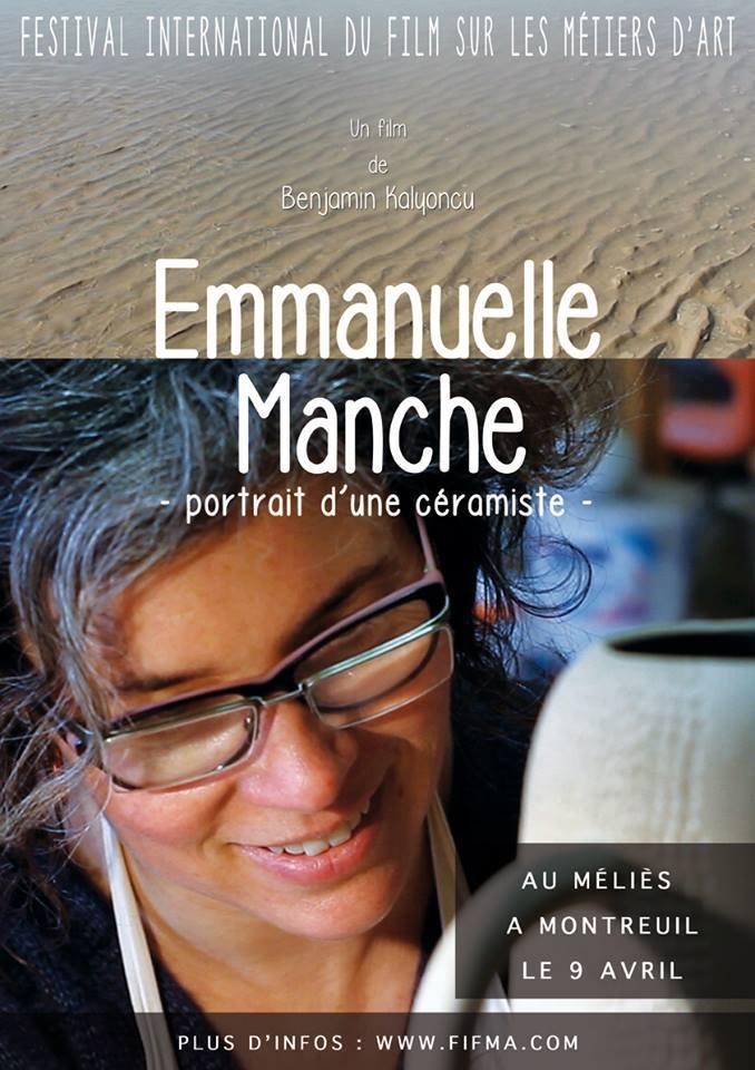 Emmanuelle Manche, Portrait of a Ceramist