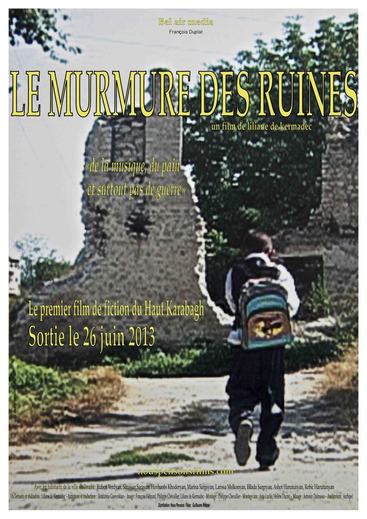 Le Murmure des ruines