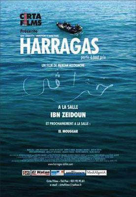 Harragas - Poster - Algeria