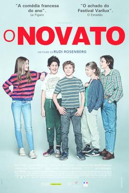 El Novato - Poster - Brazil