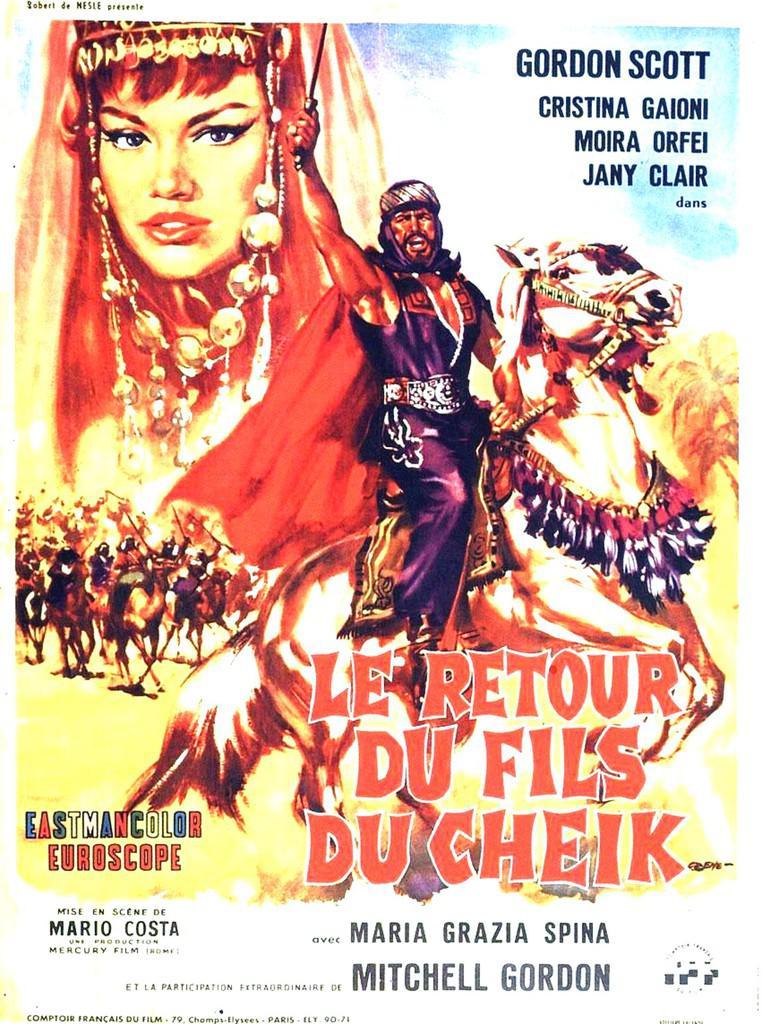 Le Retour du fils du sheik