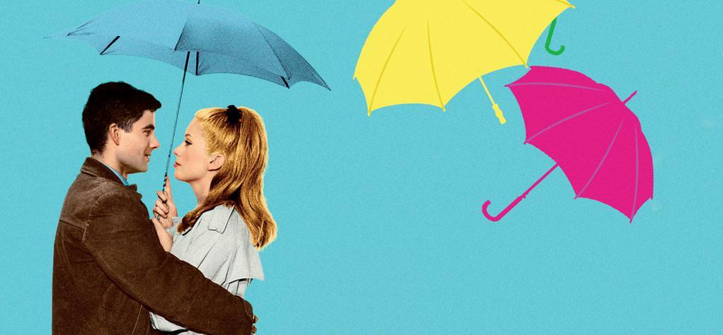 Vea gratis  Los paraguas de Cherburgo el 17 de enero